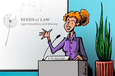 Victoria from Seeds of Law